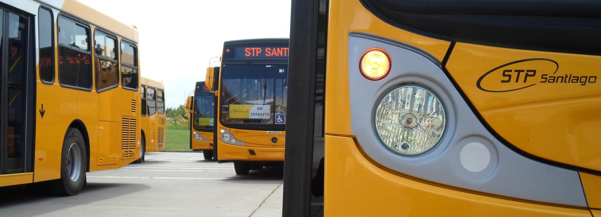 50 nuevos buses se integran a la flota de STP